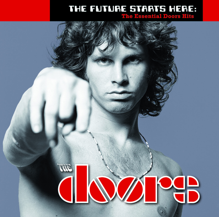 The future starts here: The essential Doors hits