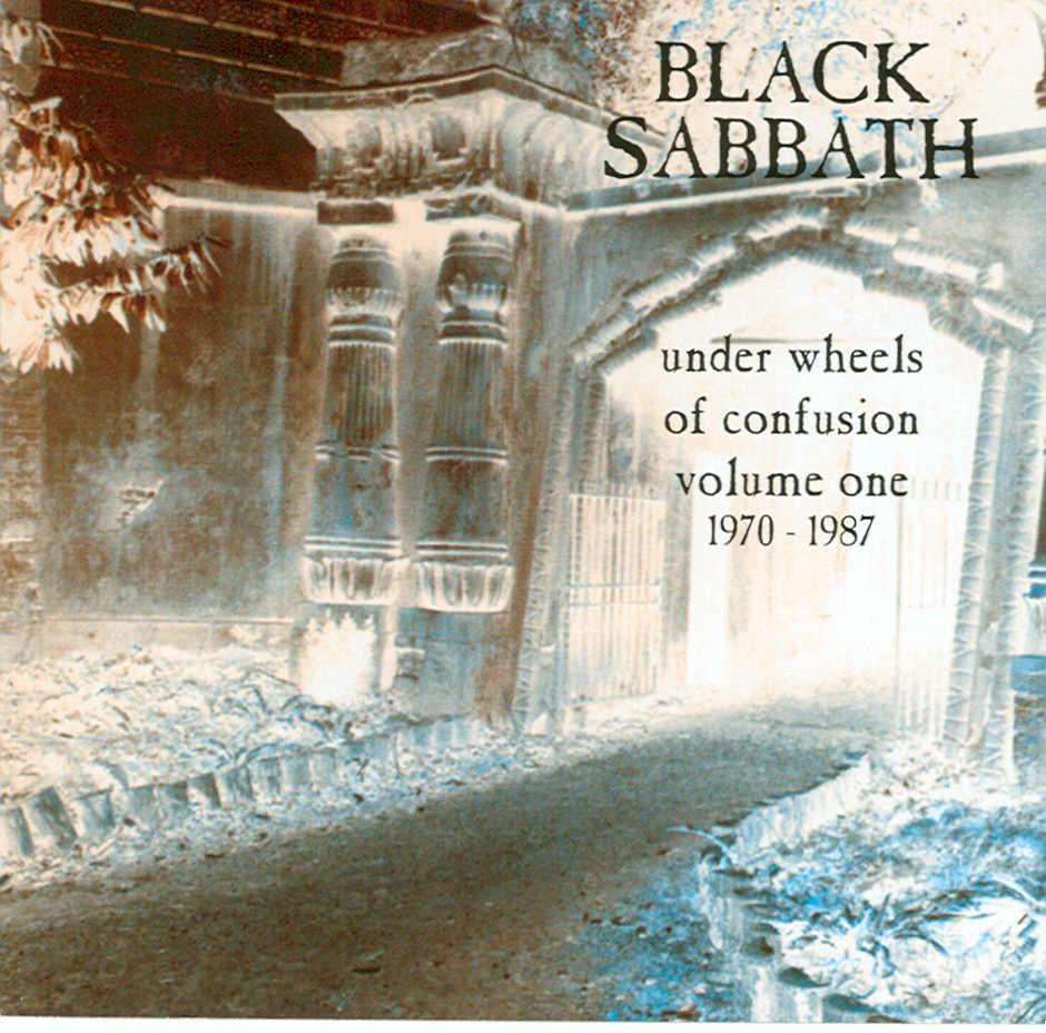 Under wheels of confusion 1970-1987 Vol. 1