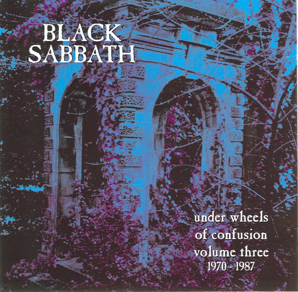 Under wheels of confusion 1970-1987 Vol. 3