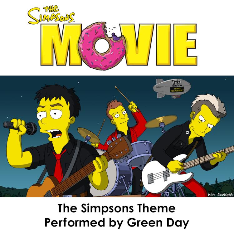 The Simpson theme