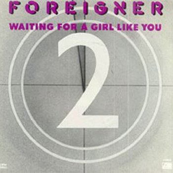 Waiting for a girl like you