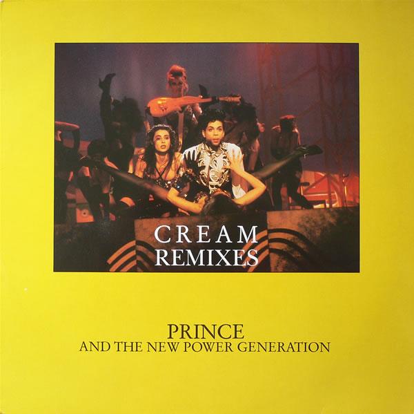 Cream (Remixes)