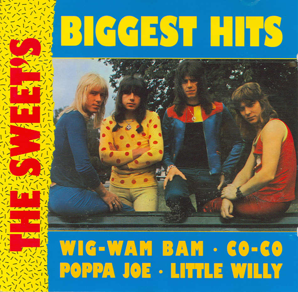 The sweet's biggest hits