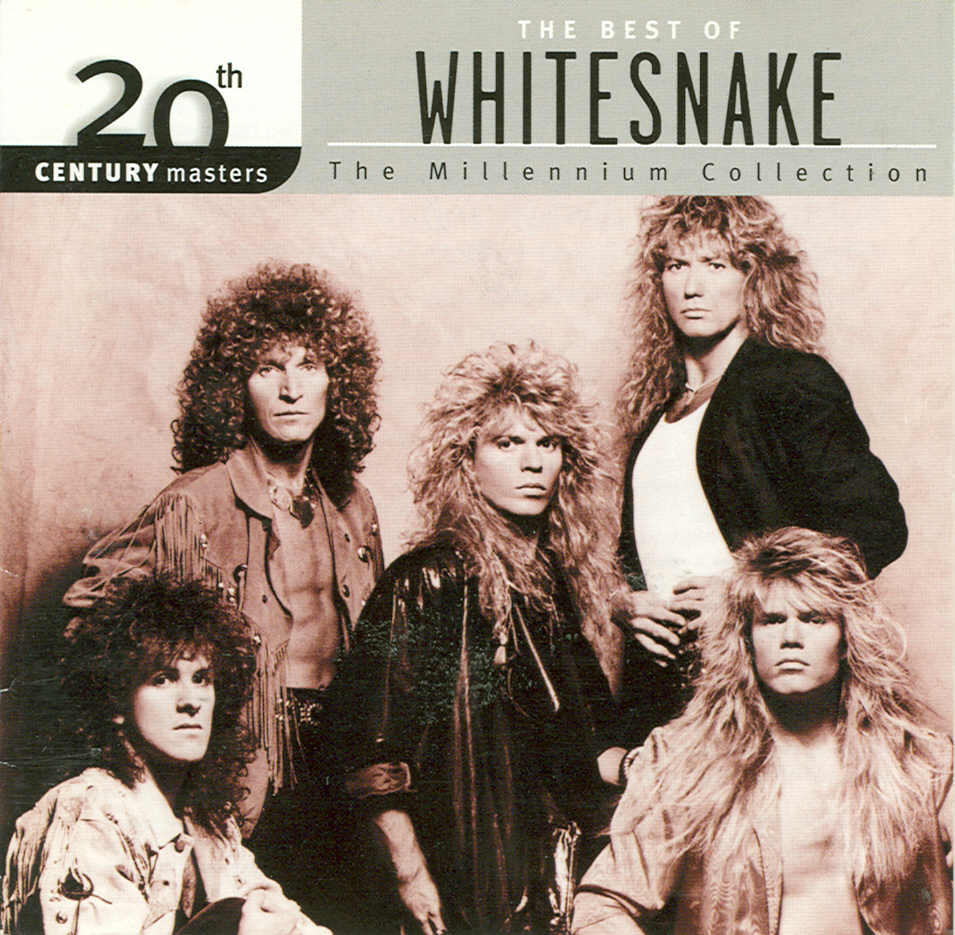 The best of Whitesnake millennium collection