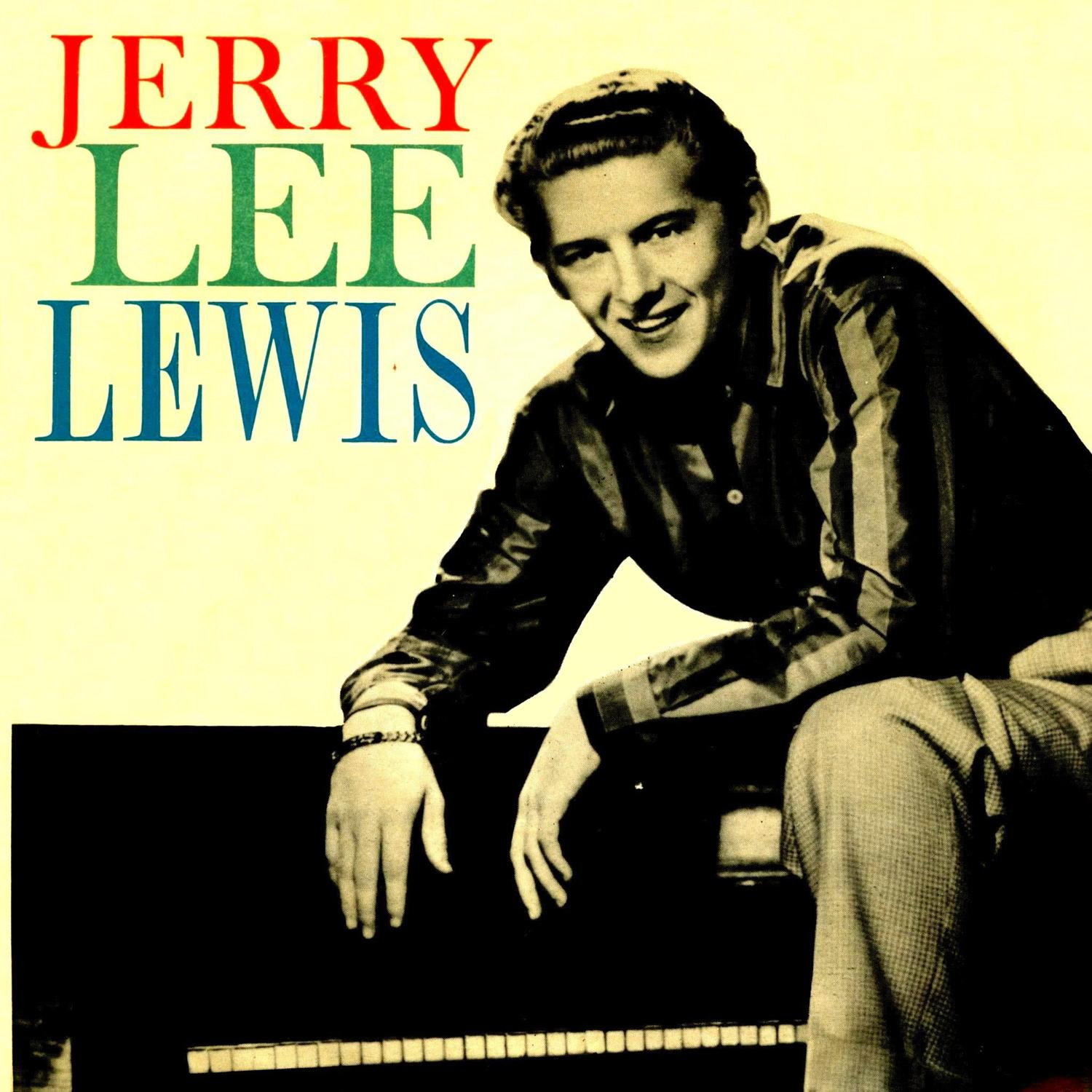 All stars music: Jerry Lee Lewis