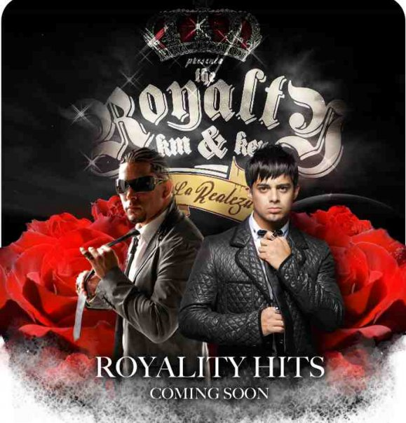 The royalty - the hits
