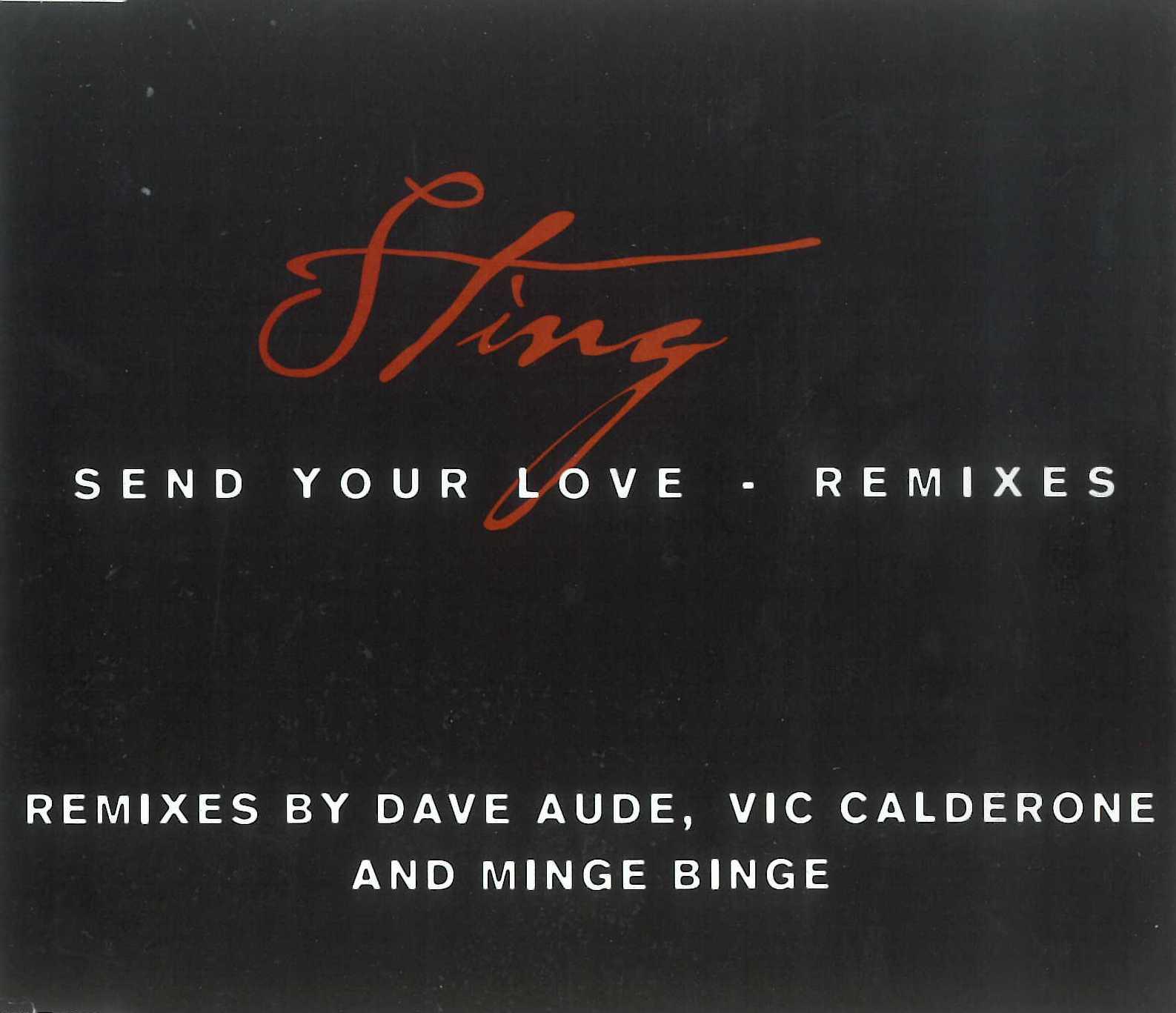 Send your love (Remixes)