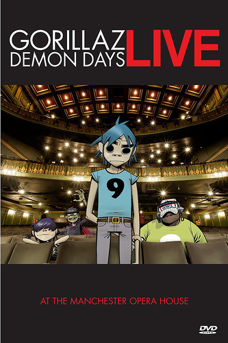 Demon Days: Live (at the Manchester Opera House)