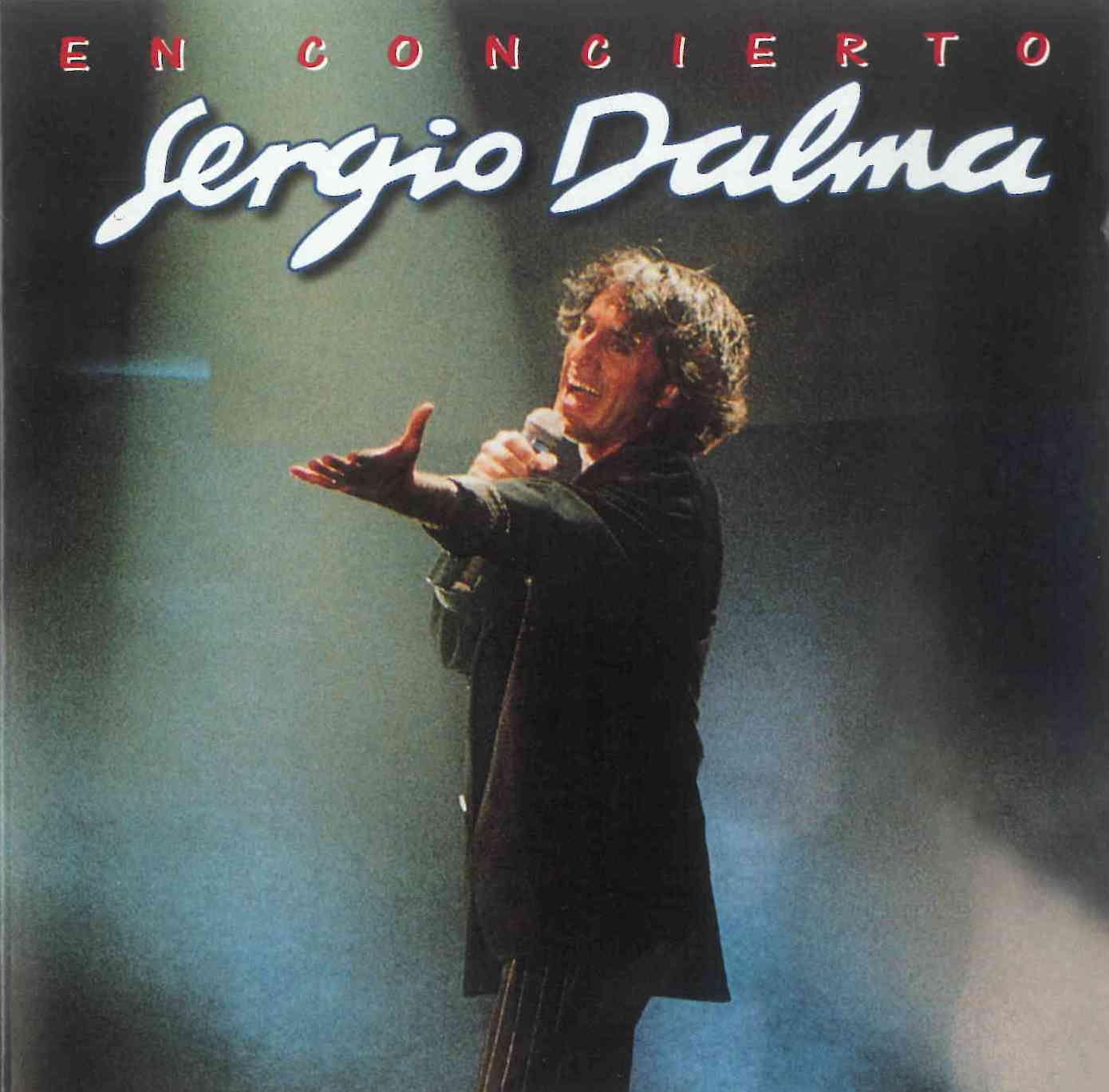 Sergio Dalma en concierto
