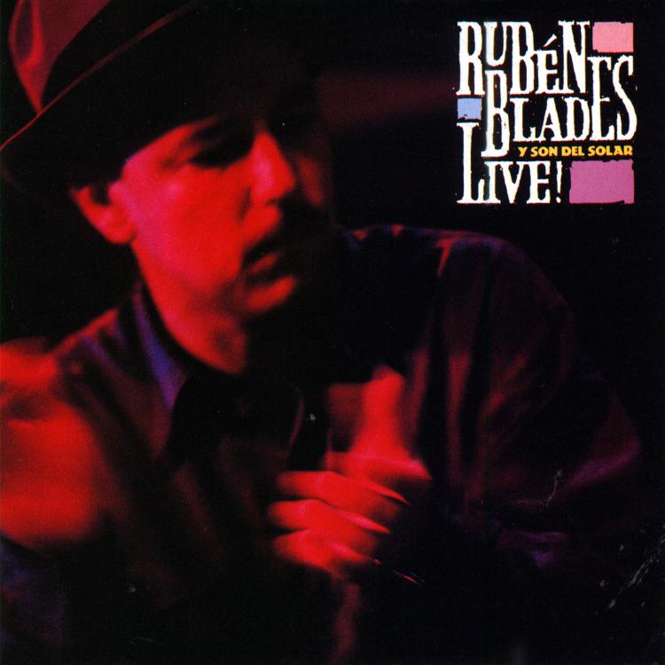 Rubén Blades y Son del Solar... Live!