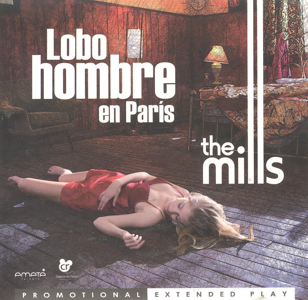 Lobo-hombre en París