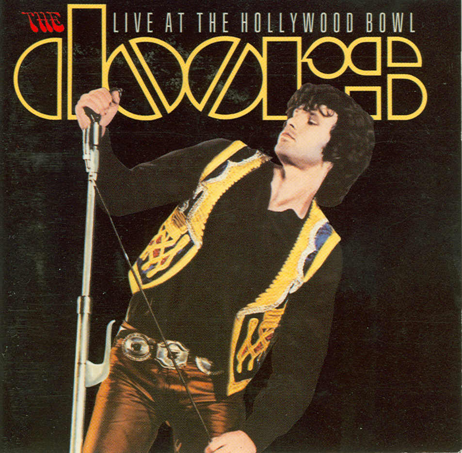 The Doors live at The Hollywood Bowl