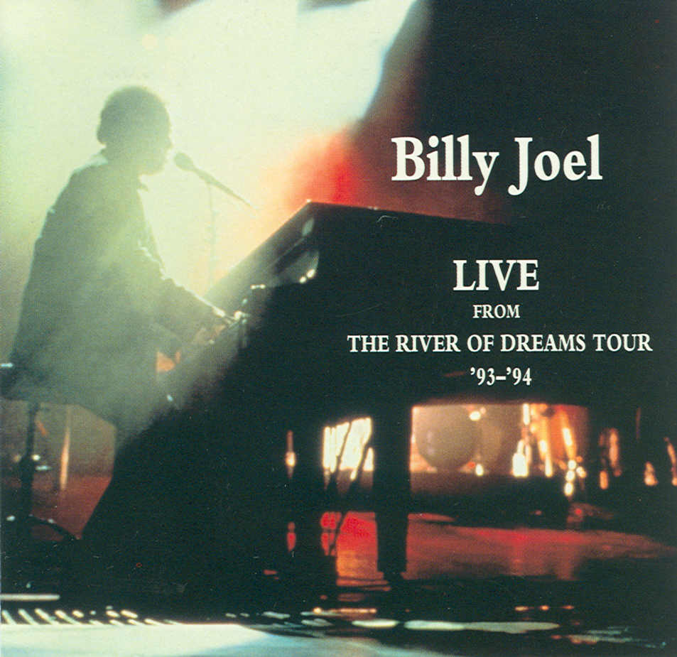 Live from the river of dreams tour