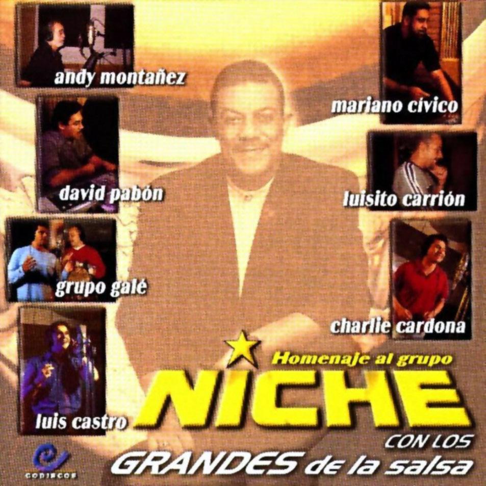 Homenaje al Grupo Niche con los Grandes de la Salsa