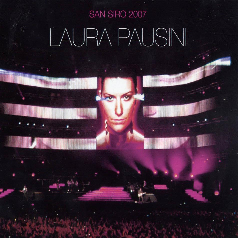 Laura Pausini: San Siro 2007 (Edición especial)