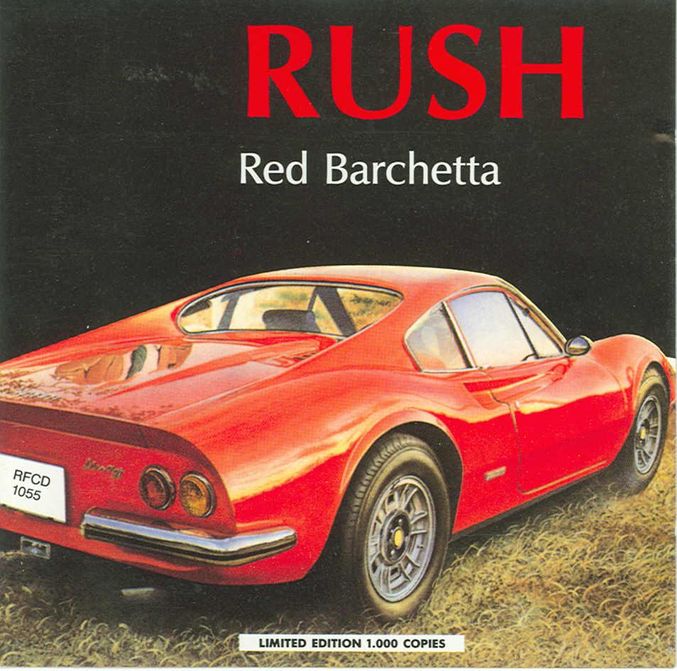 Red Barchetta