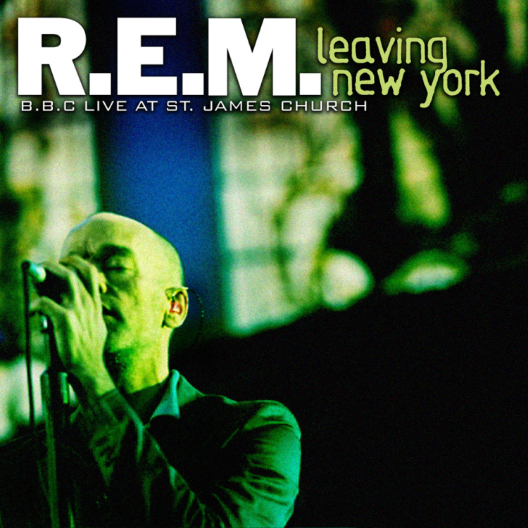 Leaving New York (B.B.C. Live at St. James Church)