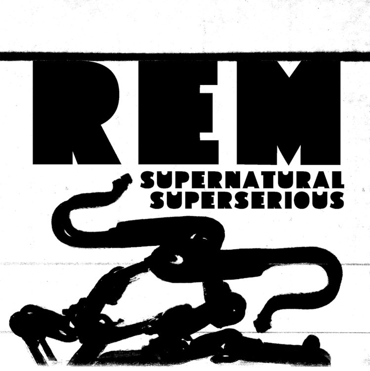 Supernatural superserious