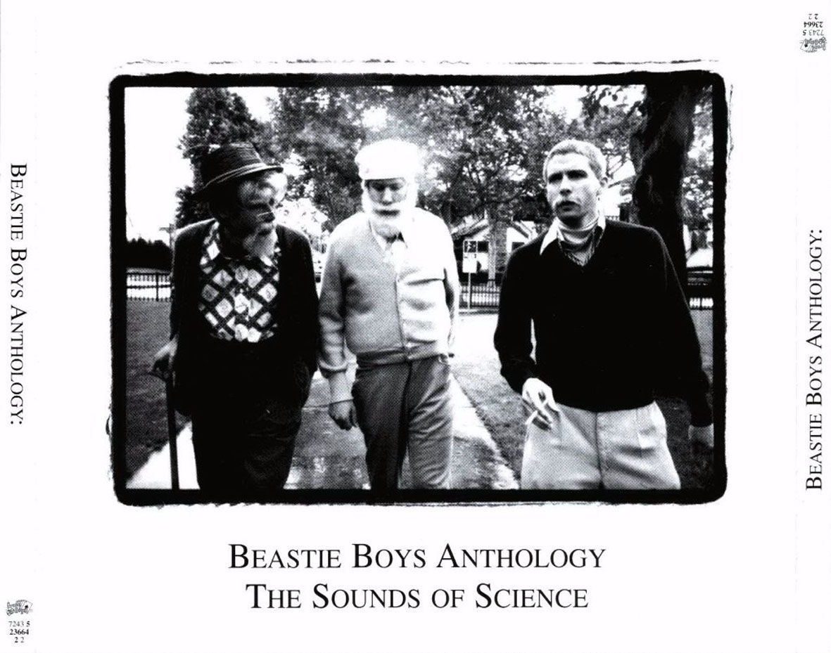 Anthology: the sounds of the science