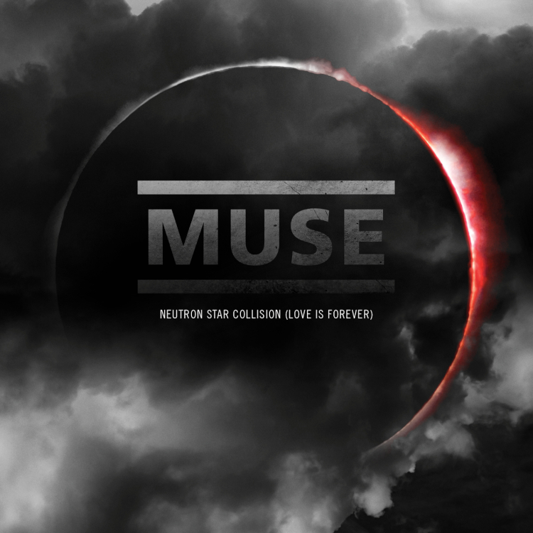Neutron star collision (Love is forever)