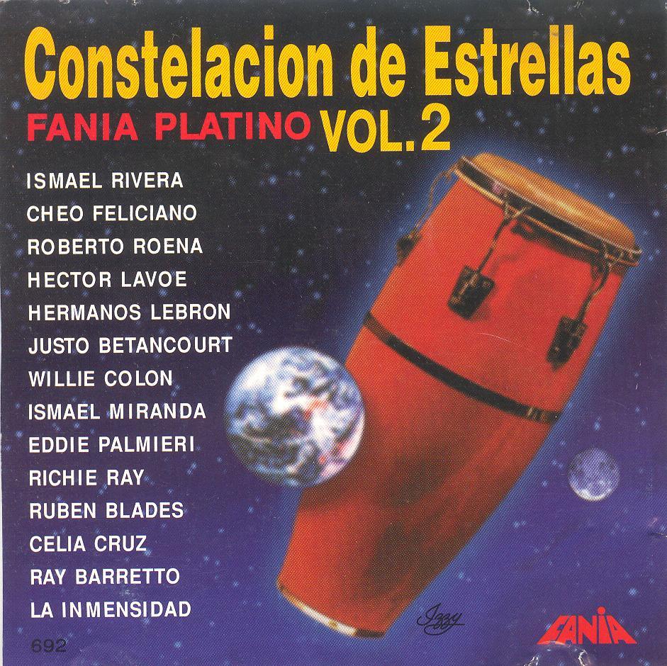 Constelación de estrellas - fania platino Vol. 2