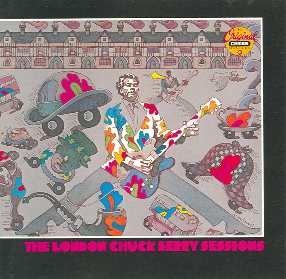 The London Chuck Berry sessions