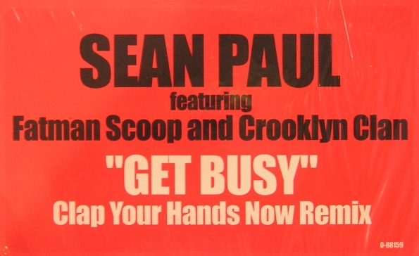Get busy (Clap your hands now remix)