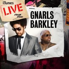 iTunes live from Soho: Gnarls Barkley