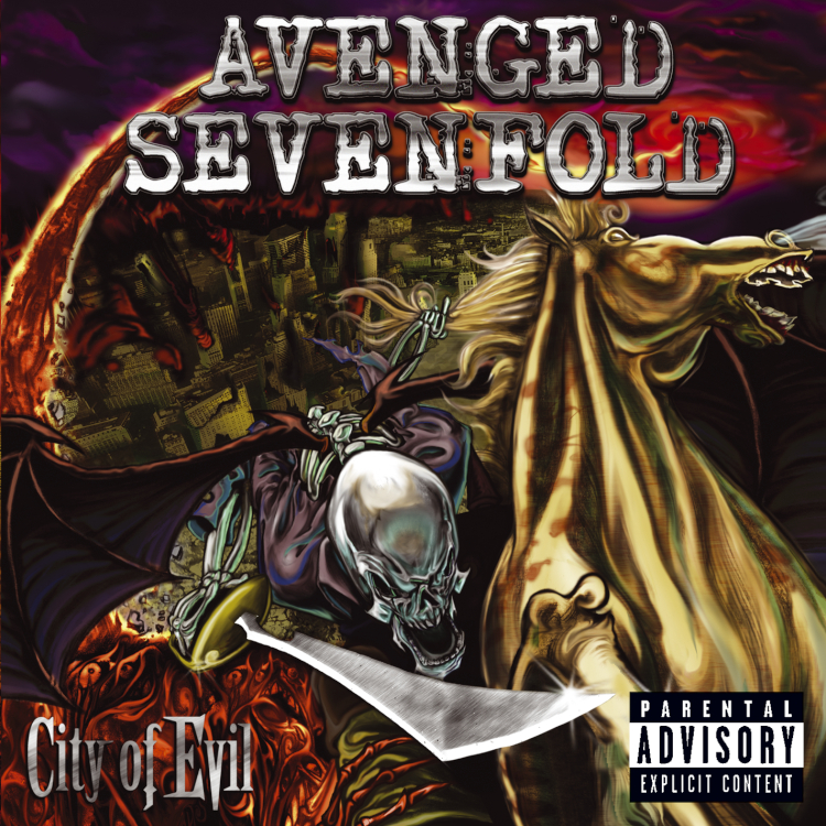 City of evil (Explicit edition)