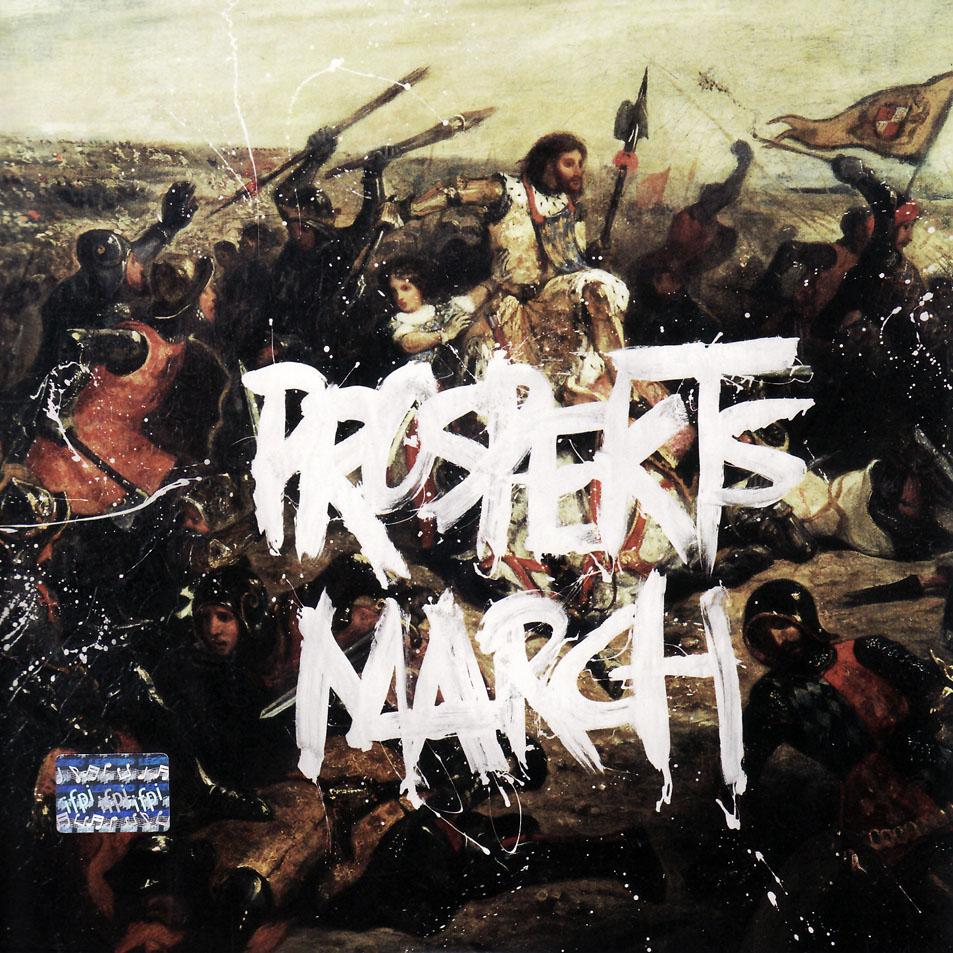 Prospekt's march EP