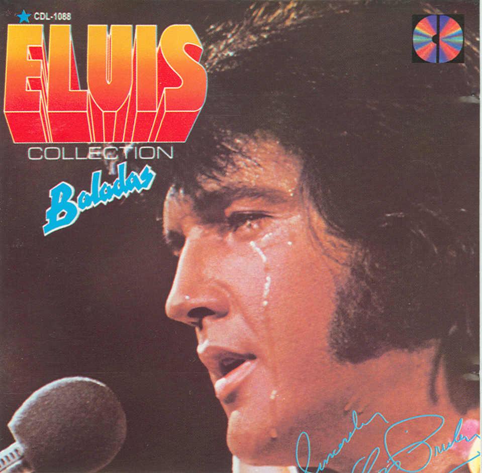 Elvis colections ballads