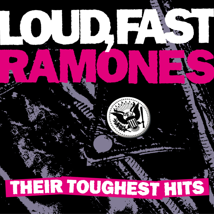 Loud, fast, Ramones: Their toughest hits