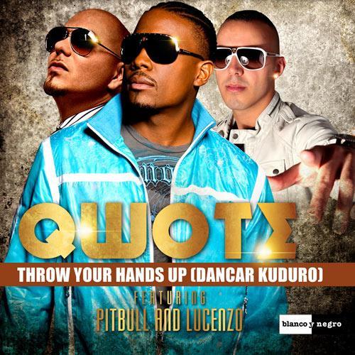 Throw your hands up (Dancar kuduro)
