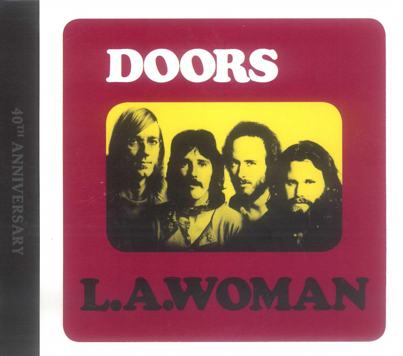 L.A. woman (40th anniversary edition)