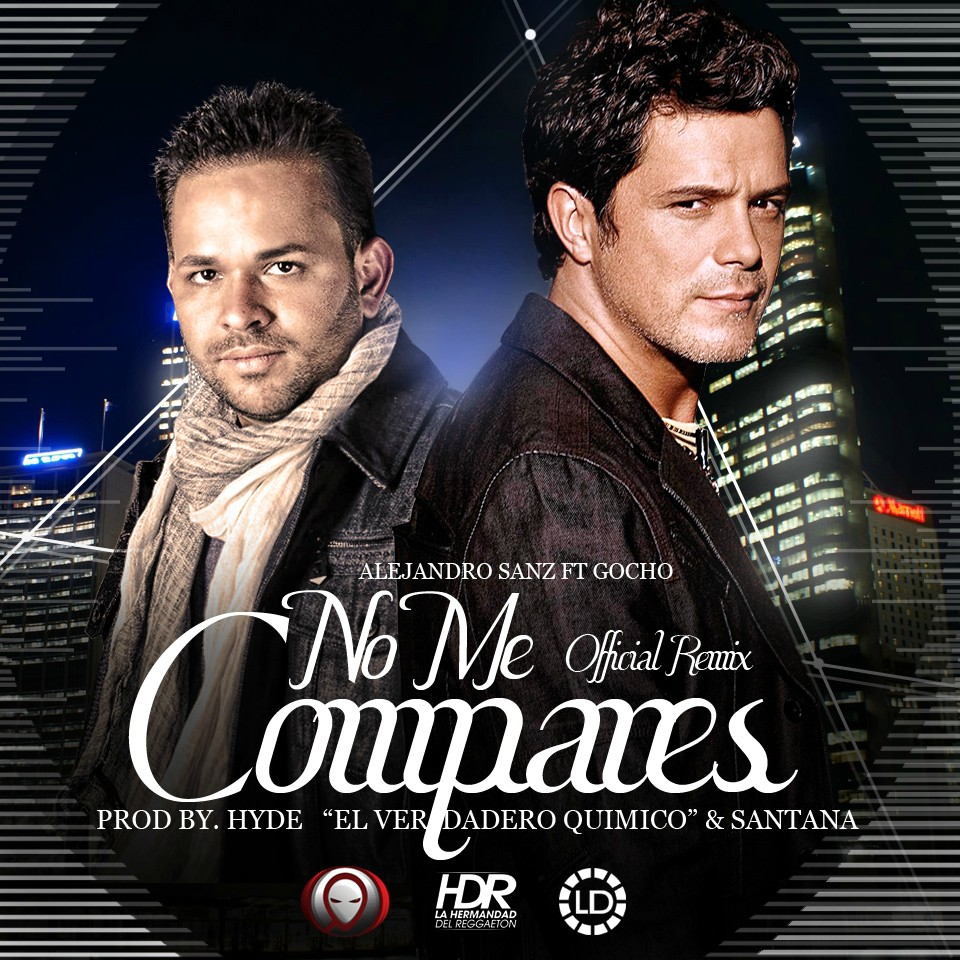 No me compares (Remix)