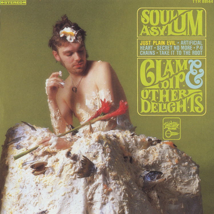 Clam dip and other delights
