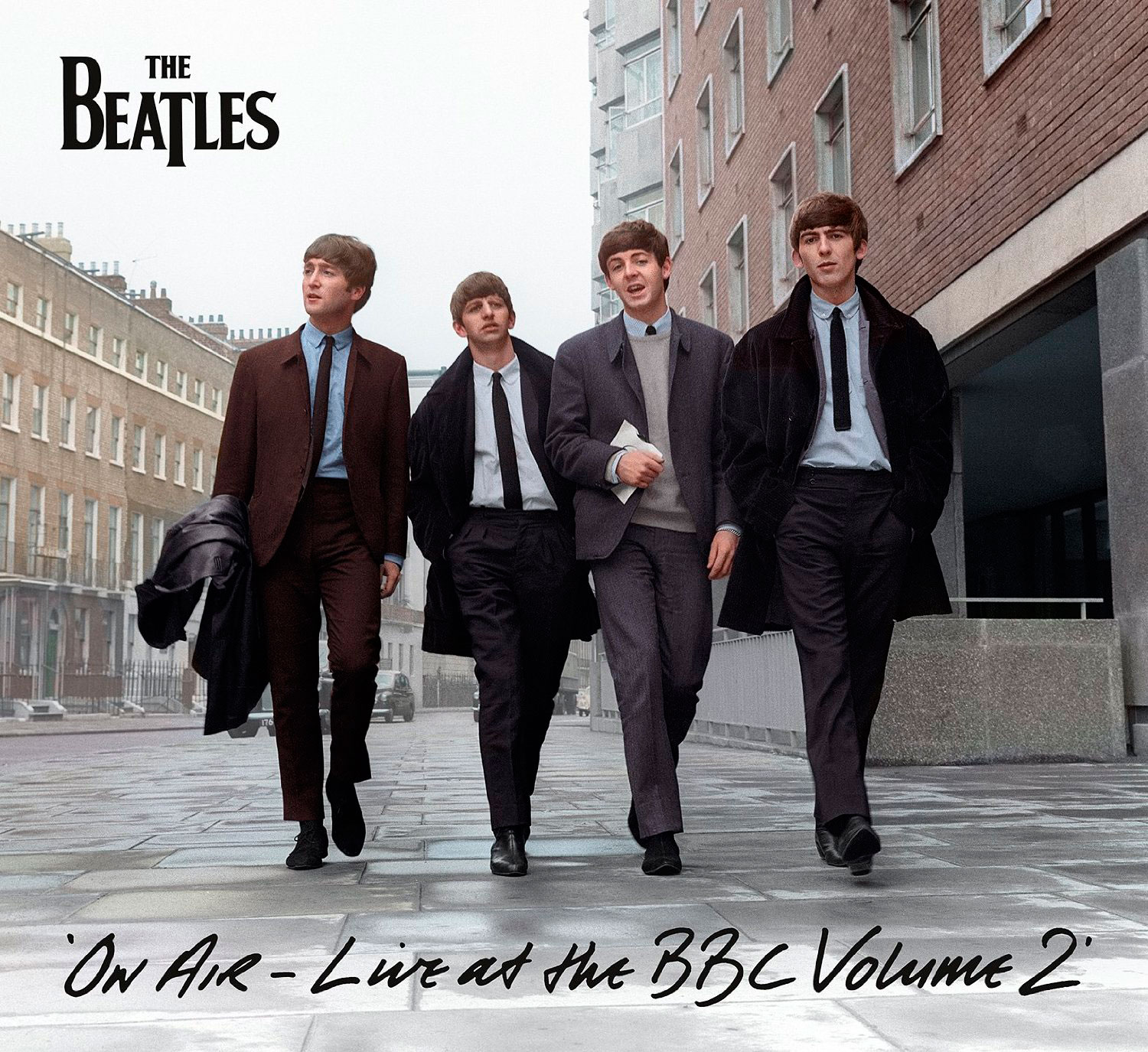 On air: Live at the BBC Vol. 2