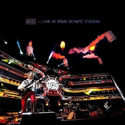 Live at Rome Olympic Stadium