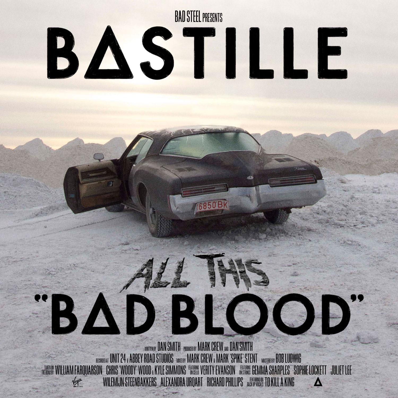 All this bad blood (Reedición)
