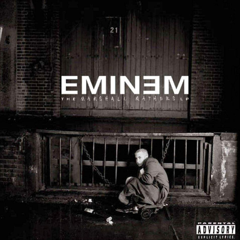 The Marshall Mathers LP (Explicit edition)