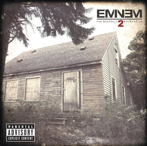 The Marshall Mathers LP 2 (Deluxe edition - Explicit)