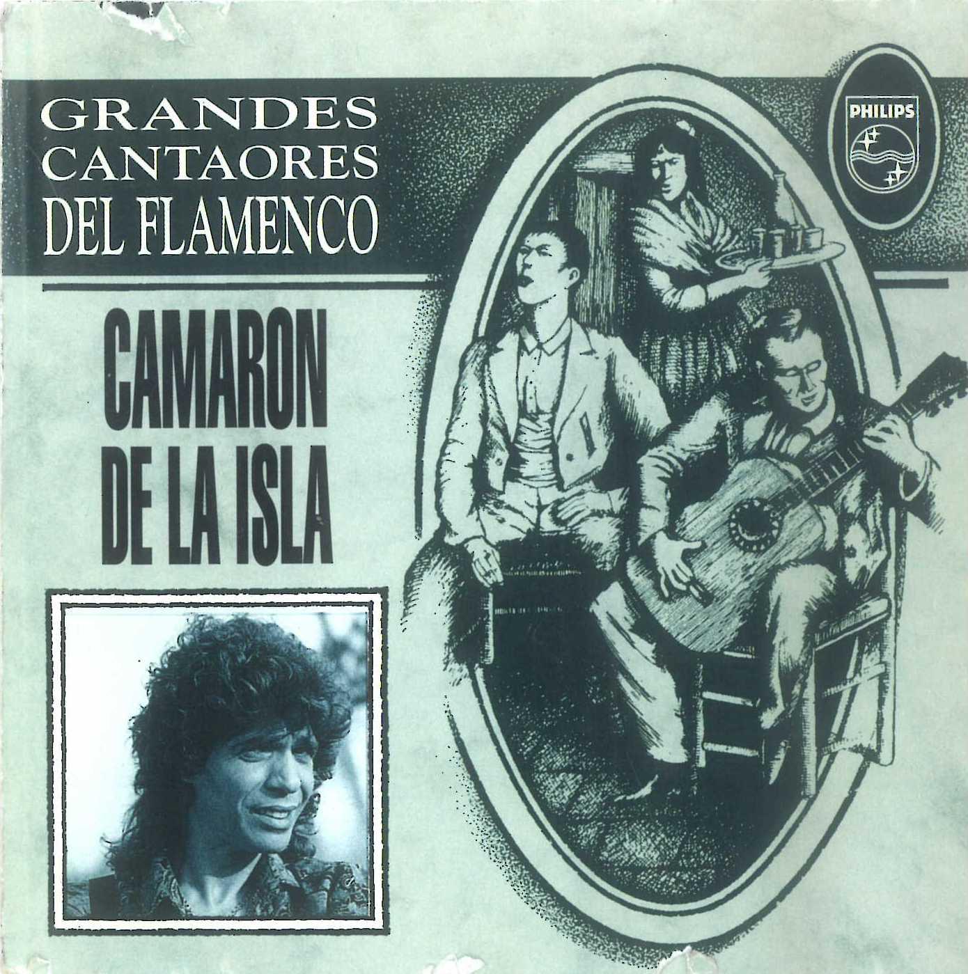 Grandes cantaores del flamenco: Camarón de la Isla