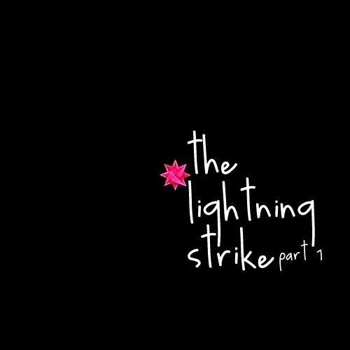 The lightning strike