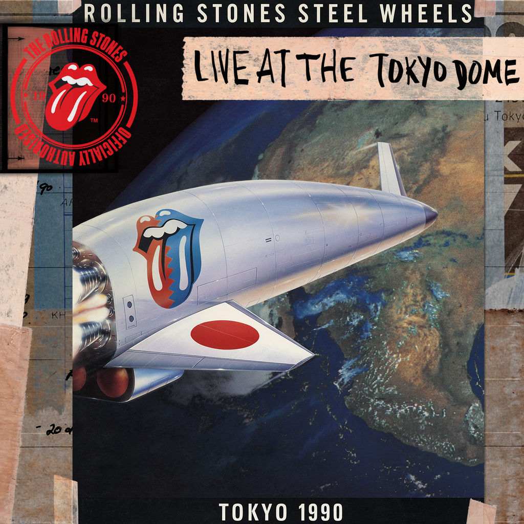 Live at the Tokyo Dome