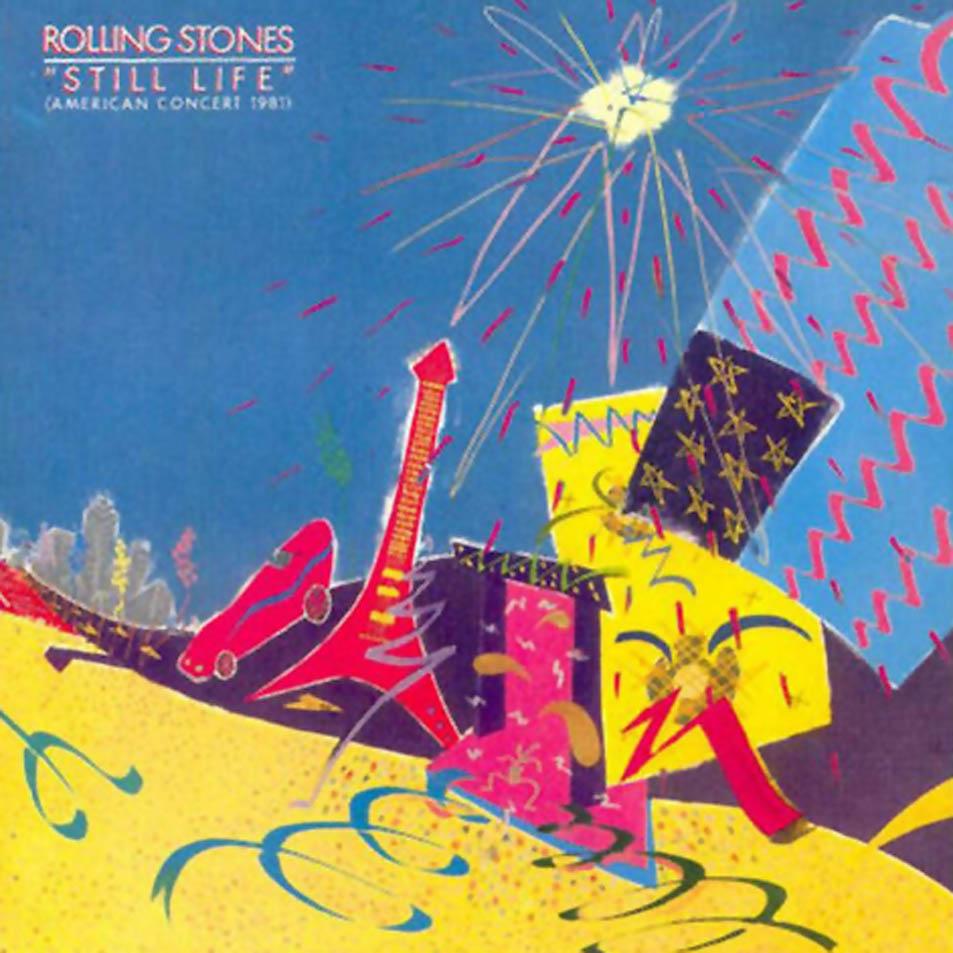 Still life (American concert 1981)