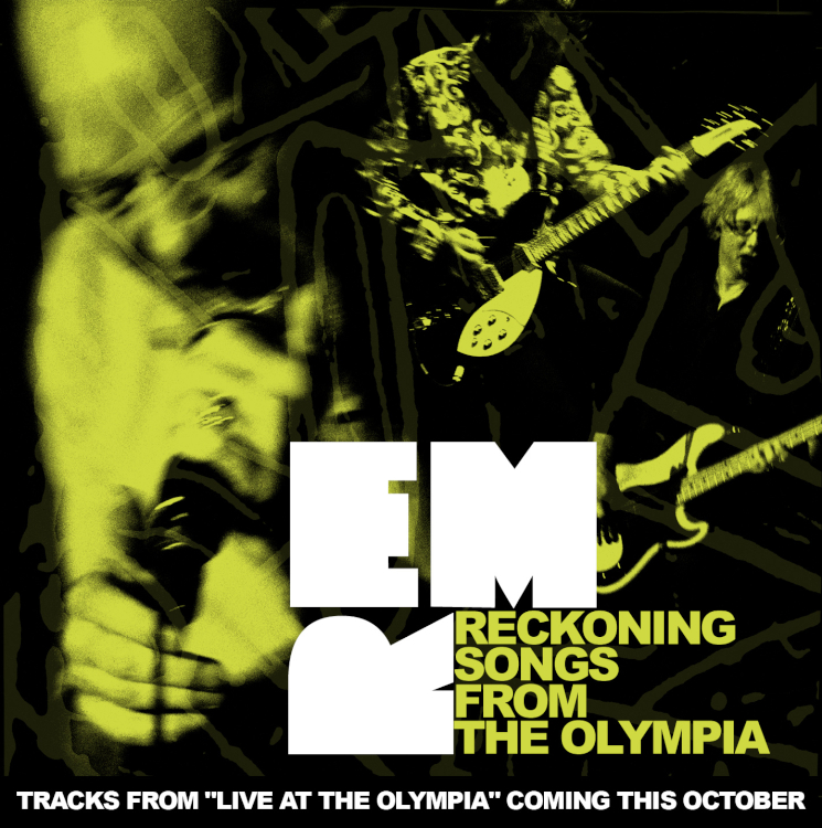 Reckoning live at The Olympia