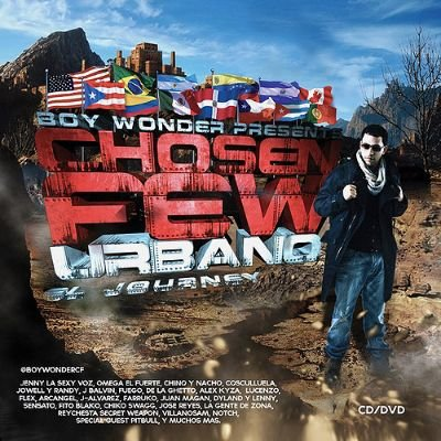 Boy wonder presents: Chosen few urbano