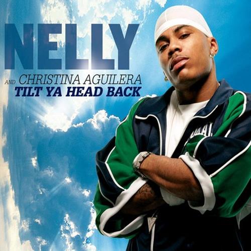 Tilt ya head back