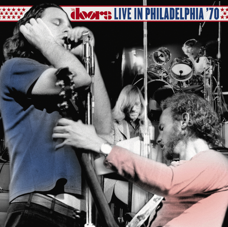 Live in Philadelphia '70