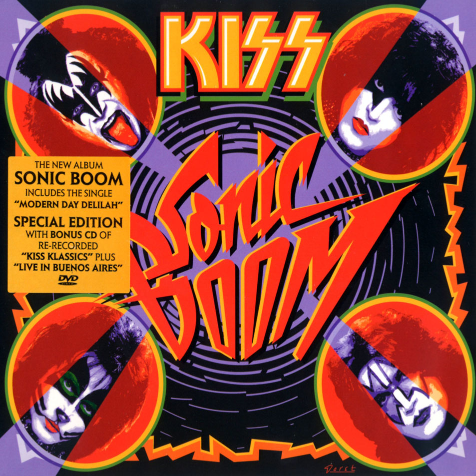 Sonic Boom (Special edition)